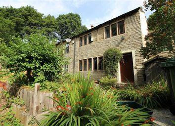 Thumbnail 2 bed cottage for sale in Britannia Road, Milnsbridge, Huddersfield