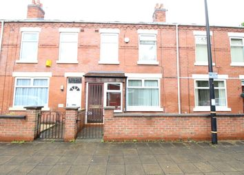 Thumbnail 3 bed terraced house for sale in Wingfield Street, Stretford, Manchester