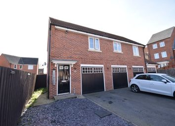 Thumbnail 2 bed detached house for sale in Bedale Road, Castleford