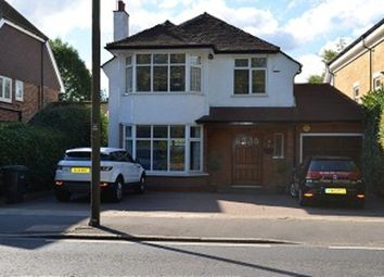 Thumbnail 4 bed detached house to rent in The Ridgeway, Enfield