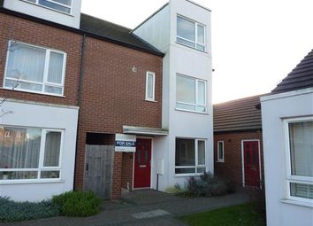 Thumbnail 4 bed end terrace house for sale in Elizabeth Mews, Grimsby