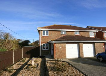 Thumbnail 3 bed property for sale in Donaldson Close, Selsey, Chichester