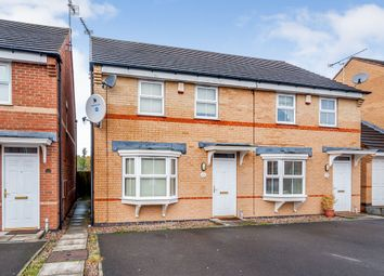 Thumbnail 3 bed semi-detached house for sale in Avonmouth Drive, Alvaston, Derby