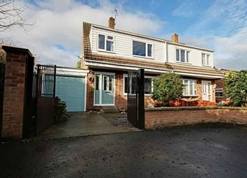 Thumbnail 3 bed semi-detached house for sale in Bedford Close, North Anston, Sheffield