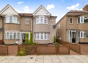 Thumbnail 2 bed end terrace house for sale in Tiverton Road, Ruislip