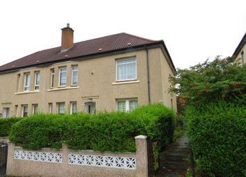 Thumbnail 2 bed flat for sale in Langrig Road, Balornock, Glasgow