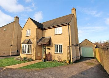Thumbnail 4 bed country house for sale in Bartholomew Close, Ducklington, Oxfordshire