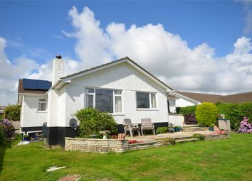 Thumbnail 3 bed detached bungalow for sale in Nansavallon Road, Truro, Cornwall
