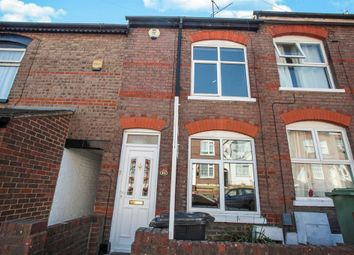 Thumbnail 2 bedroom terraced house for sale in Milton Road, Luton