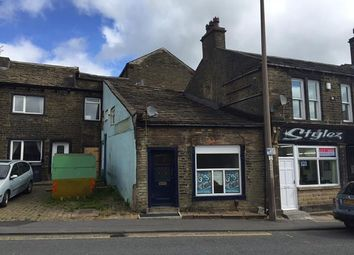 Thumbnail Retail premises for sale in 82A, High Street, Queensbury, Bradford