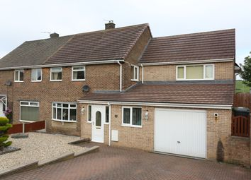 Thumbnail 3 bed semi-detached house for sale in Leeds Old Road, Heckmondwike