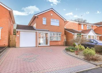 Thumbnail 3 bedroom detached house for sale in Primrose Gardens, Featherstone, Wolverhampton, Staffordshire