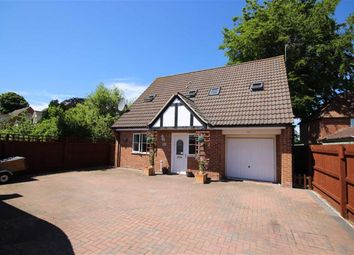 Thumbnail 3 bed detached house for sale in Reids Piece, Purton, Swindon