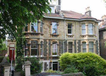 Thumbnail 2 bed flat for sale in Garden Flat Archfield Road, Redland, Bristol
