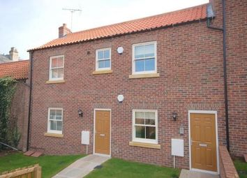 Thumbnail 1 bedroom flat to rent in Barnetts Yard, Market Place, Thirsk