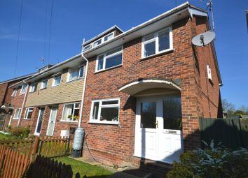 Thumbnail 3 bed end terrace house for sale in Packenham Road, Basingstoke
