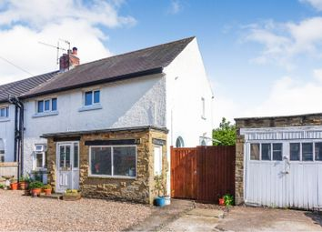 Thumbnail 3 bed semi-detached house for sale in The Oval, Otley