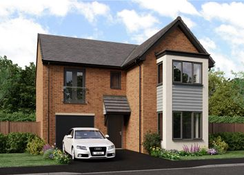 "Thumbnail 4 bedroom detached house for sale in ""The Seeger"" at Bristlecone, Sunderland"