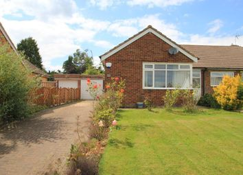 Thumbnail 2 bed semi-detached house for sale in Wheatfield Way, Cranbrook, Kent