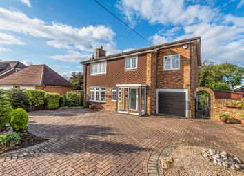 Thumbnail 4 bed detached house for sale in Linden Avenue, Old Basing, Basingstoke
