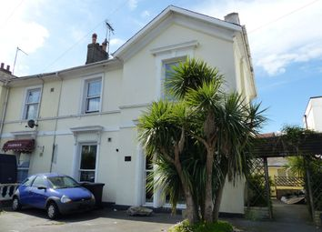 Thumbnail 3 bed flat to rent in Avenue Road, Torquay