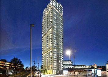 Thumbnail 3 bed flat for sale in Stratford Central, Stratford City, London