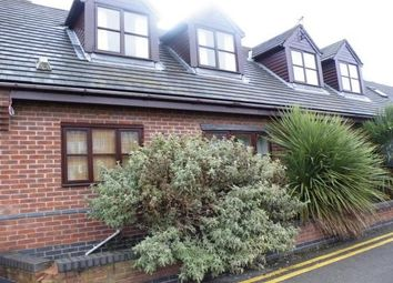 Thumbnail 2 bed semi-detached house to rent in Bridgeside Cottages, Loughborough