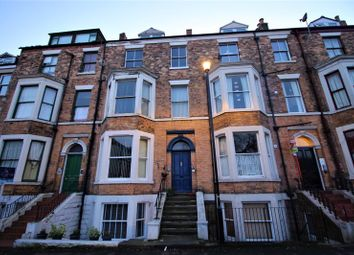Thumbnail 3 bed flat for sale in Albemarle Crescent, Scarborough