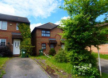 Thumbnail 2 bed semi-detached house for sale in Underwood Place, Oldbrook, Milton Keynes