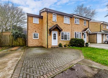 Thumbnail 3 bed semi-detached house for sale in Spenlow Drive, Walderslade Woods, Chatham
