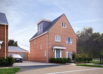 Thumbnail 5 bed detached house for sale in The Newbridge, Pembers Hill Park, Mortimers Lane, Fair Oak