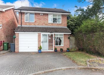 Thumbnail 3 bed detached house for sale in Blenheim Close, Nuneaton