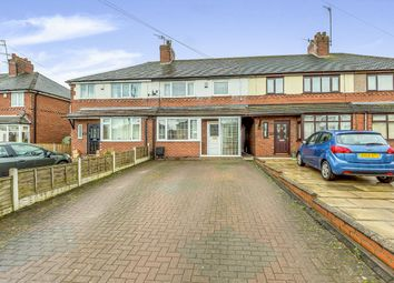Thumbnail 3 bedroom property for sale in Davenport Street, Burslem, Stoke-On-Trent