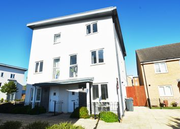 Thumbnail 4 bedroom town house for sale in Amelia Gardens, Gosport, Hampshire