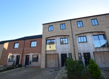 Thumbnail 4 bed town house for sale in The Sidings, Norwich
