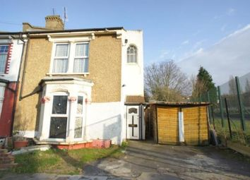 Thumbnail 4 bedroom end terrace house for sale in Whitworth Road, Plumstead, London, Uk