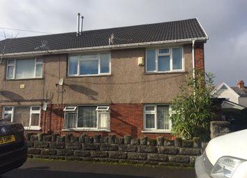 Thumbnail 2 bed maisonette for sale in Hawthorne Avenue, Gorseinon, Swansea