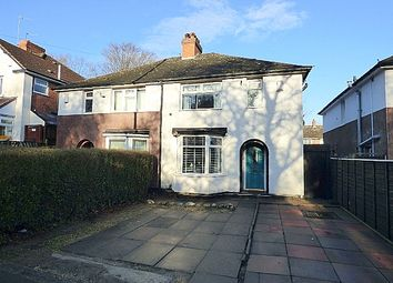 Thumbnail 3 bed semi-detached house for sale in Frankley Beeches Road, Northfield