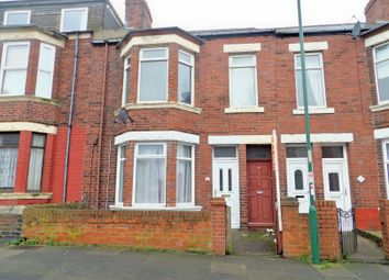 Thumbnail 2 bed flat for sale in Readhead Avenue, South Shields