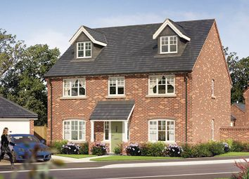 Thumbnail 5 bed detached house for sale in Tutbury Hollow, Ashbourne