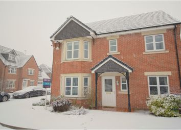 Thumbnail 4 bed detached house to rent in Osiers Close, Derby