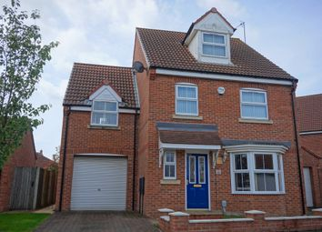 Thumbnail 4 bed detached house for sale in Gilderidge Park, Kingswood, Hull