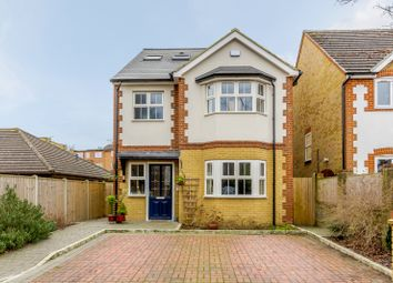 Thumbnail 4 bed detached house for sale in Gloster Road, New Malden