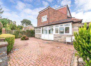 Thumbnail 3 bed detached house for sale in Chartley Avenue, Stanmore