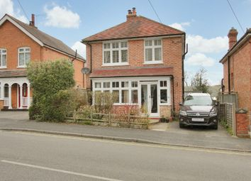 Thumbnail 3 bed detached house for sale in Cross Lane, Andover