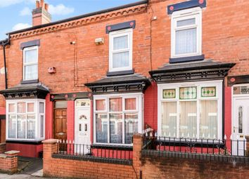 Thumbnail 3 bedroom terraced house for sale in Avondale Road, Birmingham, West Midlands