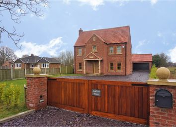 Thumbnail 5 bed detached house for sale in Moss Road, Moss, Doncaster