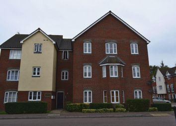 Thumbnail 2 bed flat for sale in Covesfield, Gravesend