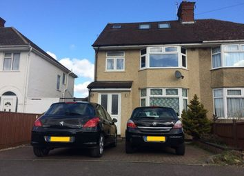 Thumbnail 1 bed property to rent in Kelburne Road, Bedroom 4, Oxford