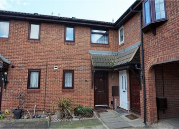 Thumbnail 2 bed terraced house for sale in Dryden Place, Tilbury